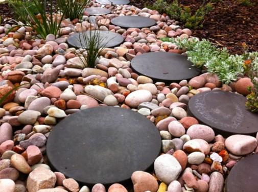 Ulepšajte svoju baštu sa kamenjem slika2