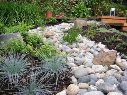 Ulepšajte svoju baštu sa kamenjem slika3