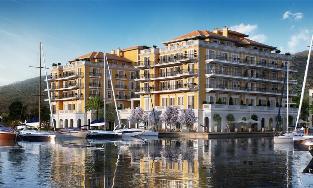 Ultra-luksuzni apartman u Crnoj Gori
