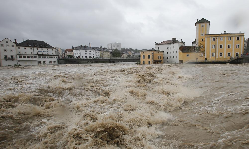 Velike Poplave u Evropi 2009