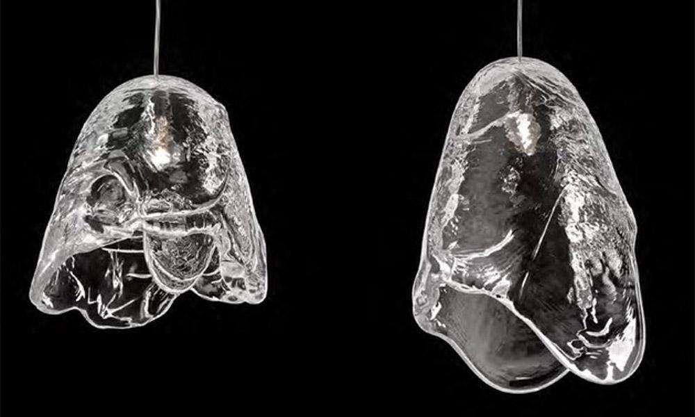 Zamrznuta lampa