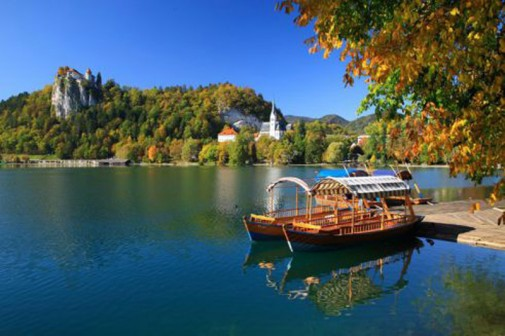 Bledsko jezero - Slovenija