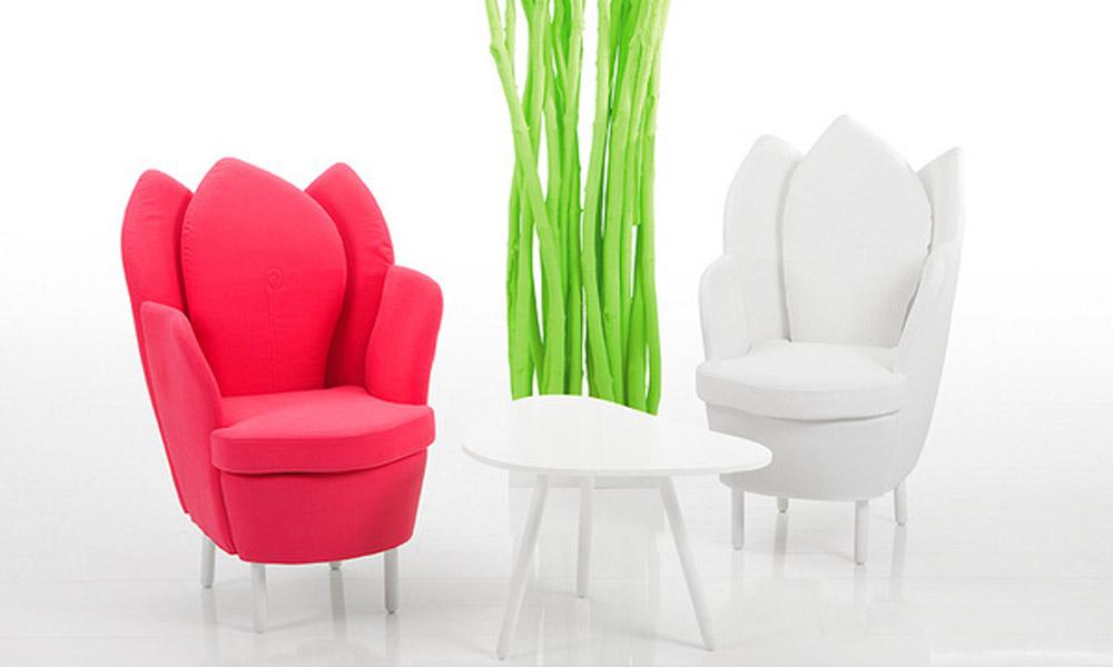 Cvetna fotelja