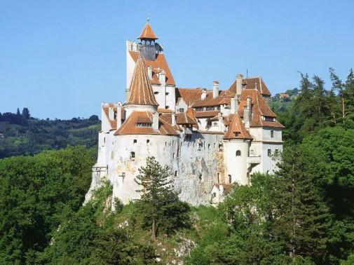 Drakulin dvorac - Rumunija