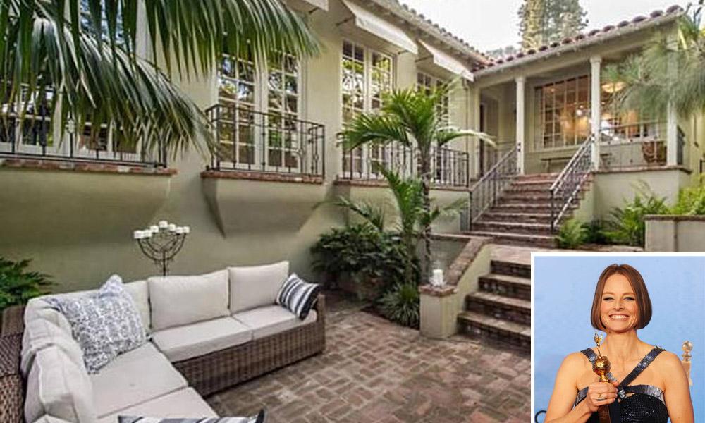 Džodi Foster prodaje svoje dugogodišnje utočište na Holivud Hilsu
