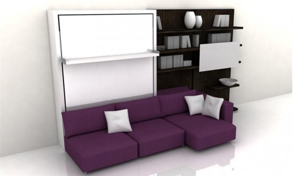 Funkcionalan nameštaj za male dnevne sobe