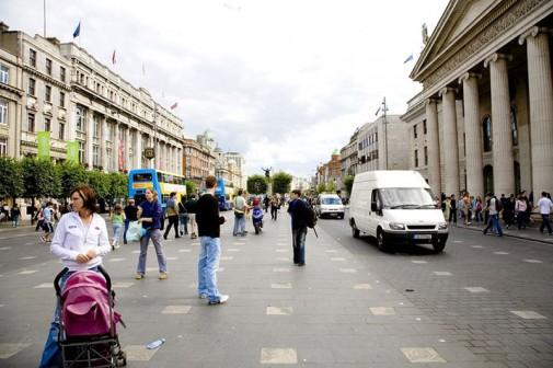 Glavna ulica u Dablinu