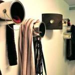 Kako da sami napravite prostor za odlaganje odeće i sitnica