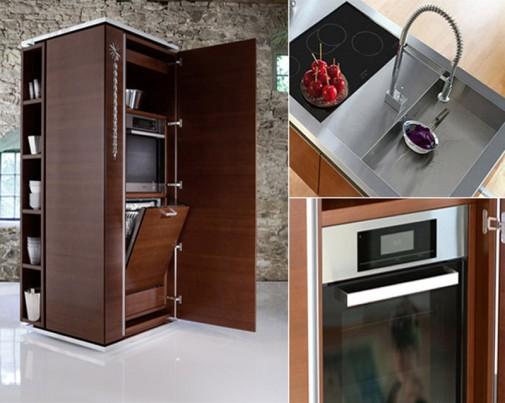 Kompaktan kuhinjski toranj Filipa Starka slika3