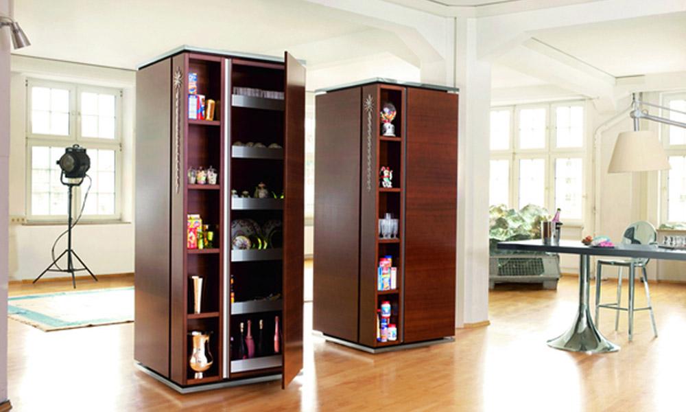 Kompaktan kuhinjski toranj Filipa Starka