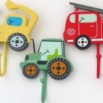 Kreativne i duhovite kuke za dečiju sobu
