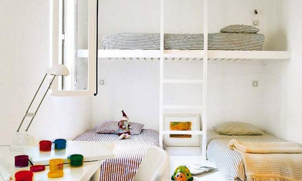 Kreativni kreveti za dečije sobe