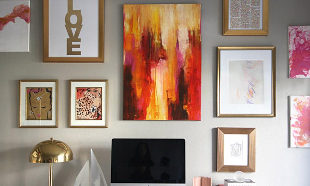 Kreirajte svoju zidnu galeriju