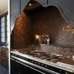 Kuhinje i trpezarije u gotskom stilu