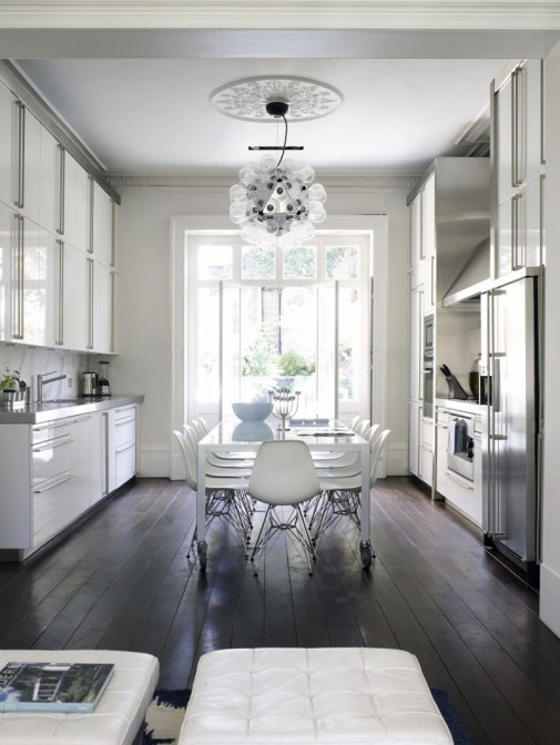 Kuhinje sa trpezarijom slika3