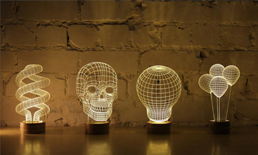Lampa kao optička iluzija