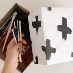 Lude kutije za odlaganje stvari