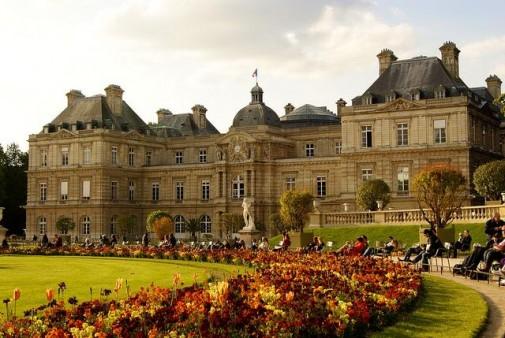 Luksemburg vrtovi, Pariz