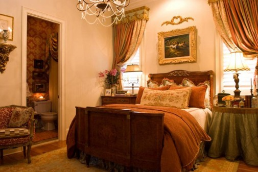 Luksuzni spavaći prostori slika2