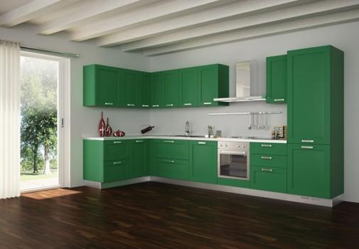 Moderne svetle kuhinje slika2