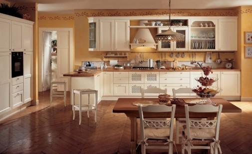 Moderne svetle kuhinje slika3