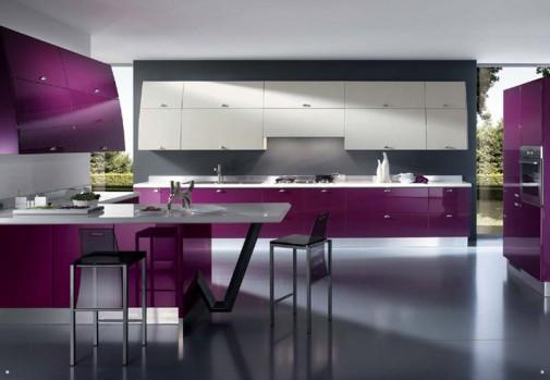 Moderne svetle kuhinje slika4