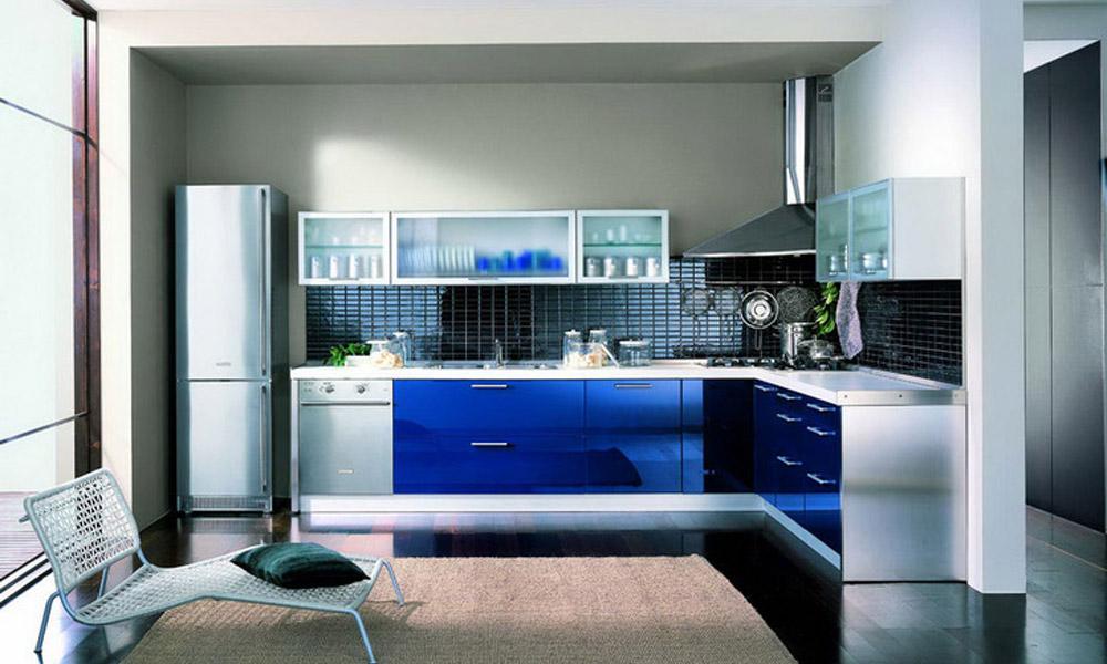 Moderne svetle kuhinje
