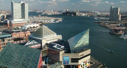 Najlepši gradovi Baltimor