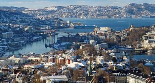 Najlepši gradovi Bergen
