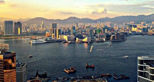 Najlepši gradovi Hong Kong