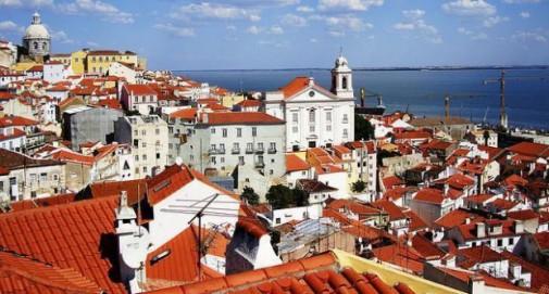 Najlepši gradovi Lisabon
