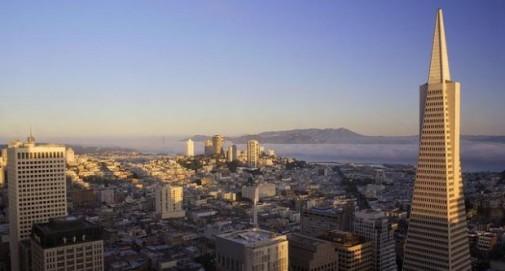 Najlepši gradovi San Francisko