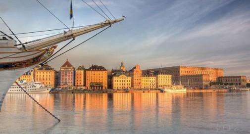 Najlepši gradovi Stokholm