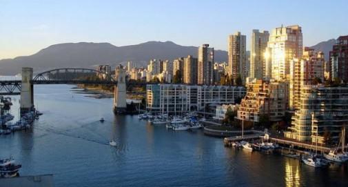 Najlepši gradovi Vankuver