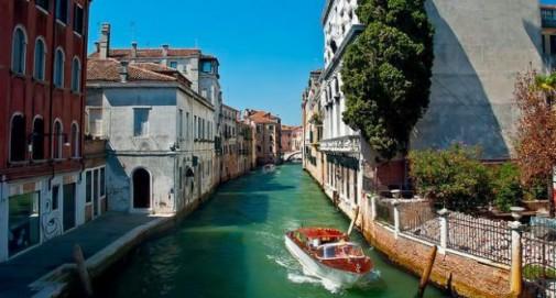 Najlepši gradovi  Venecija