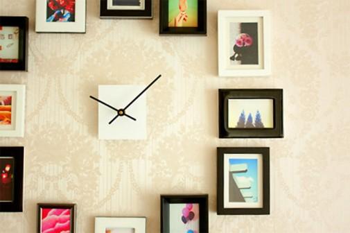 Napravite sami zidni sat slika3