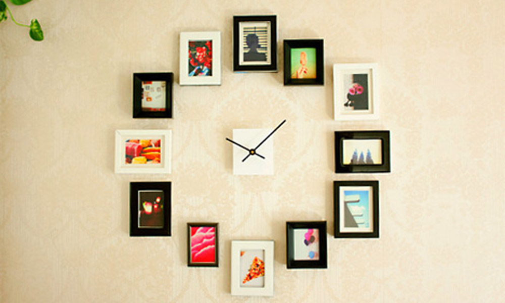 Napravite sami zidni sat