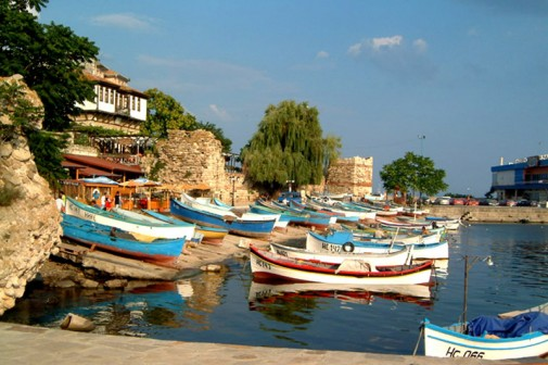 Nesebar - Bugarska