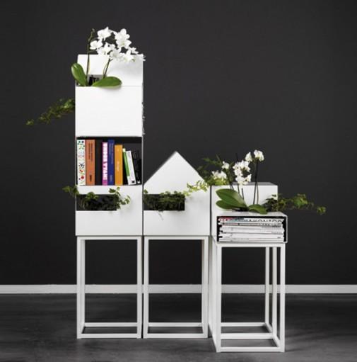 Odložite svoje omiljene časopise u kućicu od cveća slika3