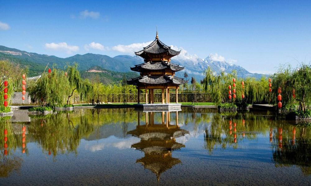 Odmaralište u duhu kineske tradicije