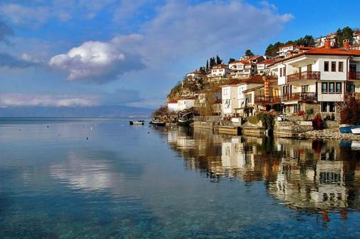 Ohridsko jezero - Makedonija