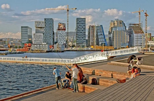 Oslo, Norveška