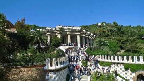 Park Guelj, Barselona