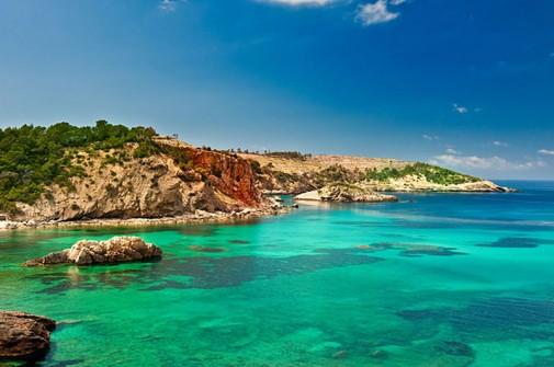 Plaža u Španiji