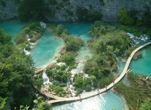 Plitvička jezera - Hrvatska