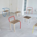Raznobojne i unikatne stolice Tomasa Alonsa