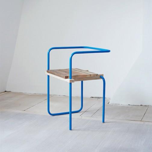 Raznobojne i unikatne stolice Tomasa Alonsa slika3