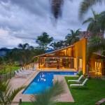 Savremena seoska kuća iz Brazila