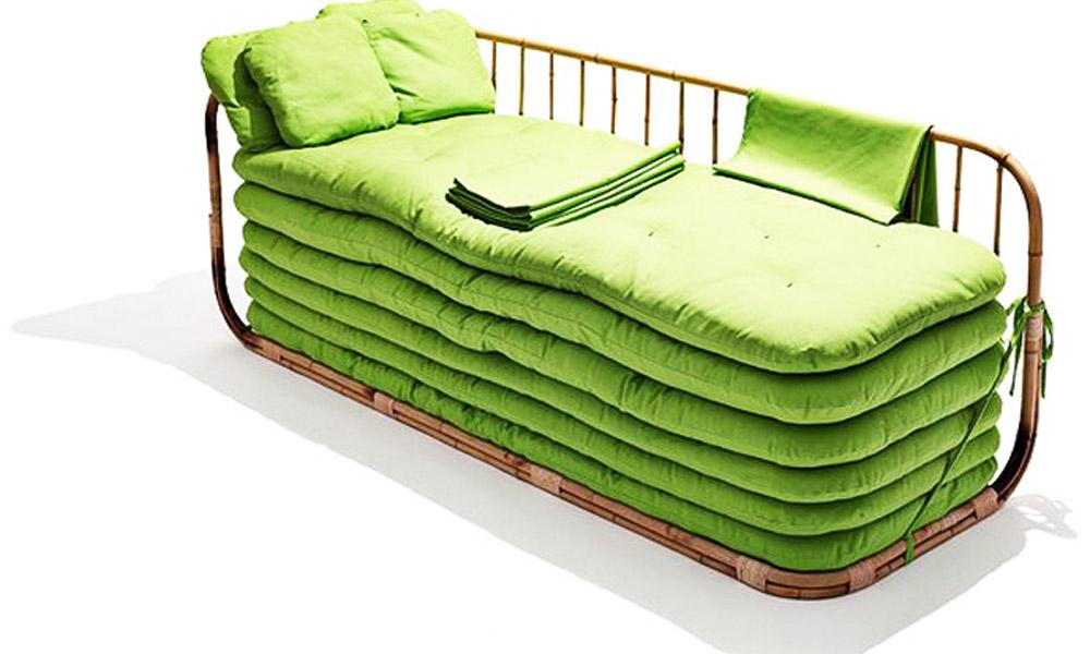 Sofa koja se pretvara u krevet   BravaCasa Magazin