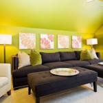 Sofe u živim bojama